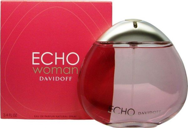 Echo Woman By Davidoff For Women Eau De Parfum 100ml Mastermind